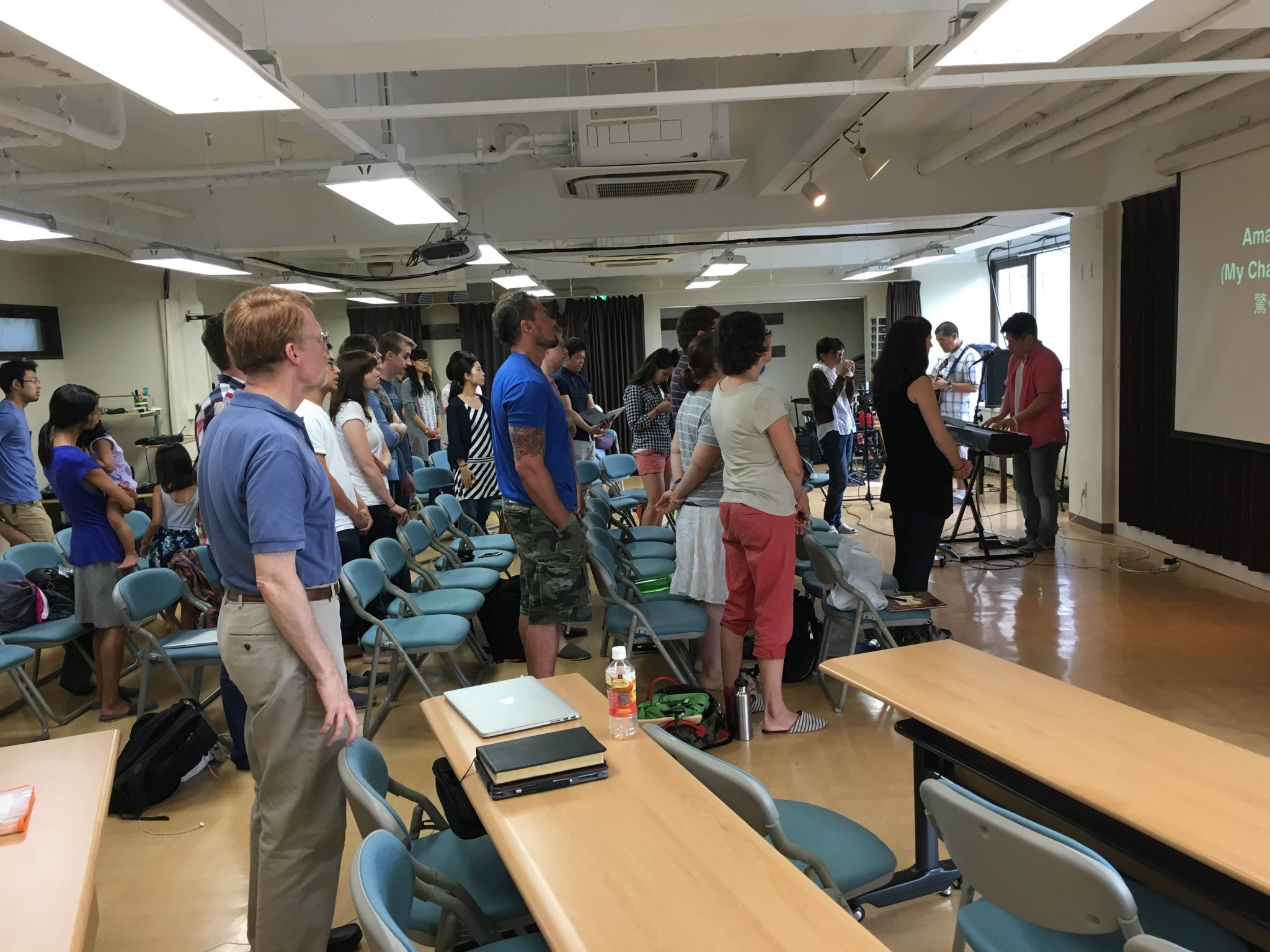 Updates from the Japan Team - Day 4