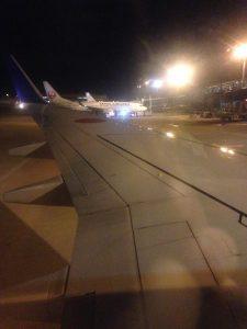 wing - getting off in nagoya