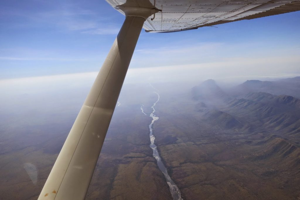 Flying into Nagishot!
