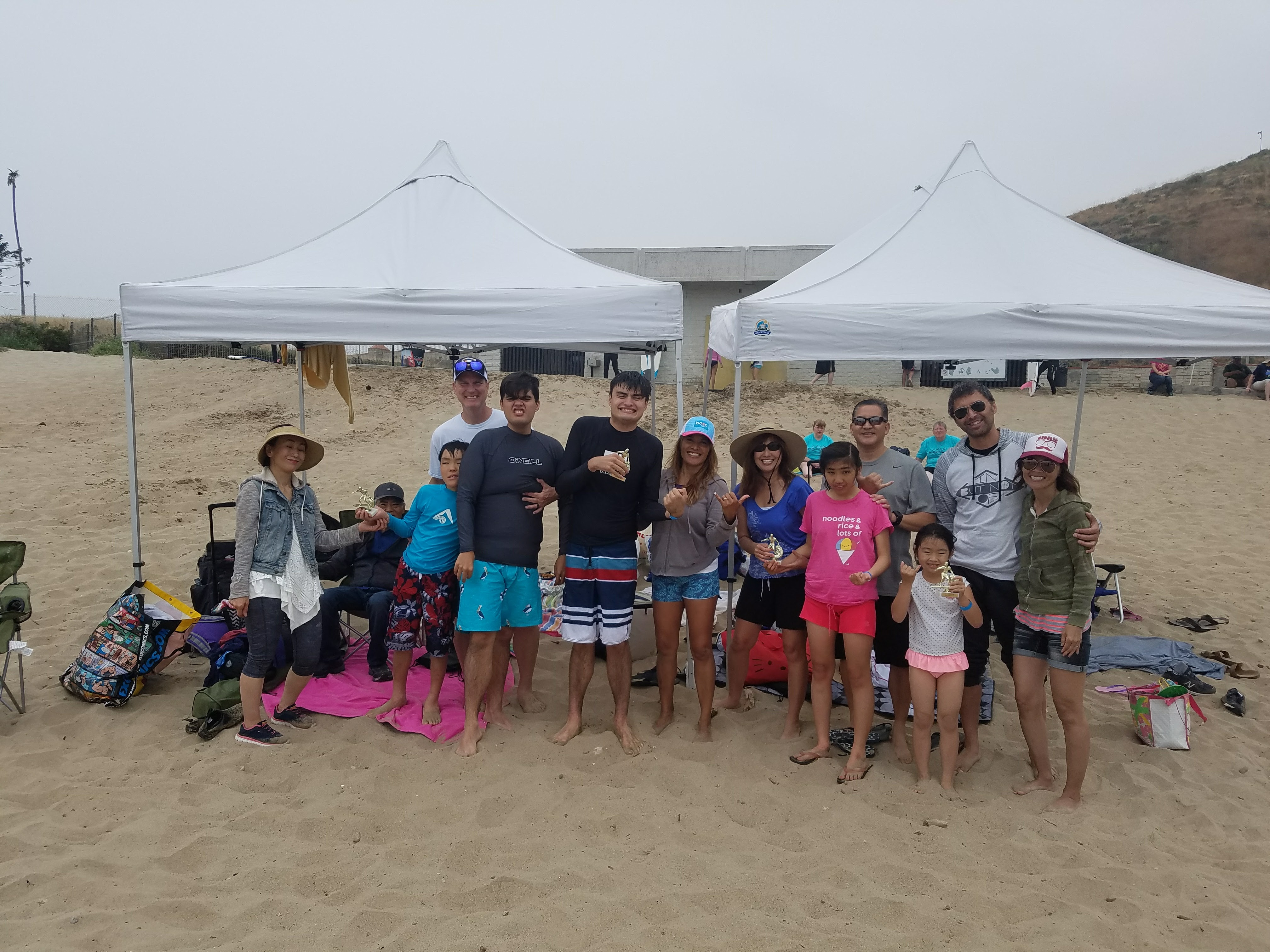 Ministry Recap: Surfer's Healing with Bridge Ministry