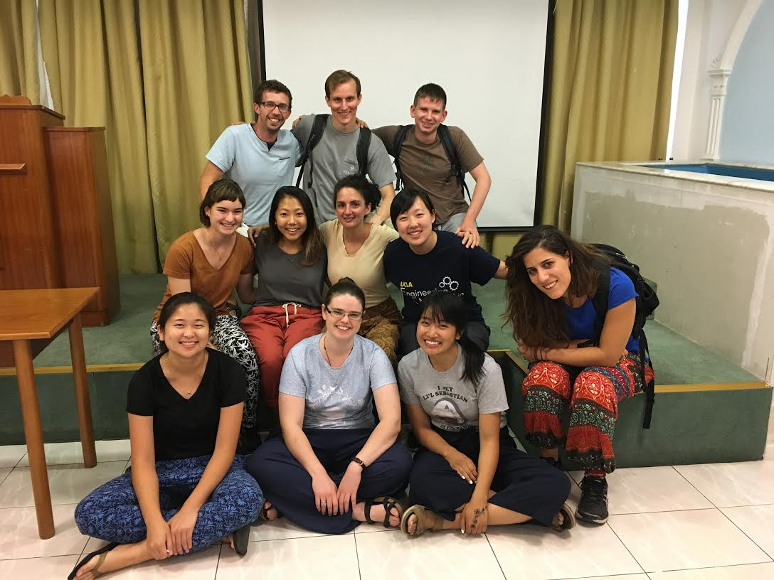 2017 Greece Missions: Teaching and Learning
