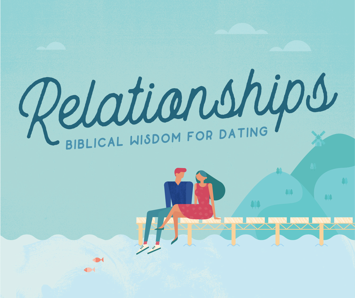 Relationships & Identity: Who do you live for? (John 4)