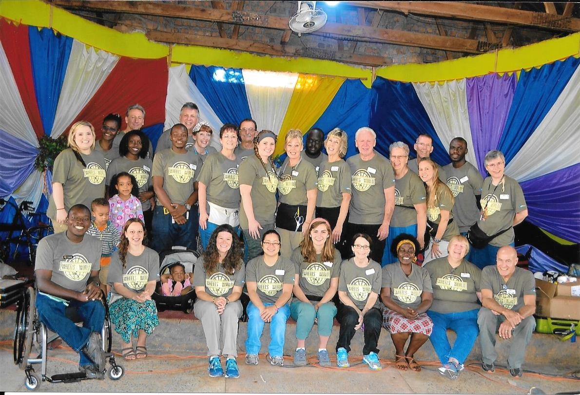 2017 Uganda Missions: Wheels for the World
