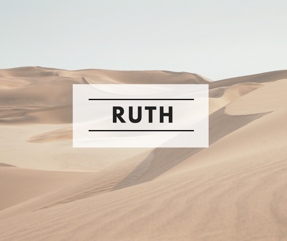 Where Love Grows (Ruth 2:1-13)
