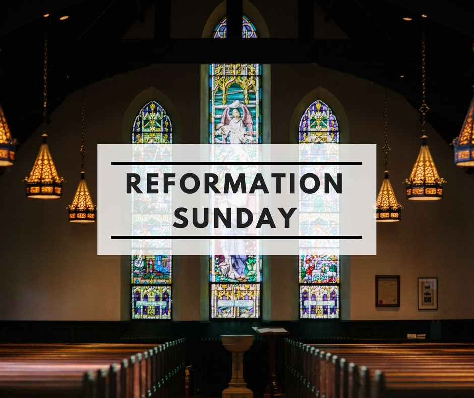 The Reformation: Historical Roots, Present Reality (Romans 1:17)