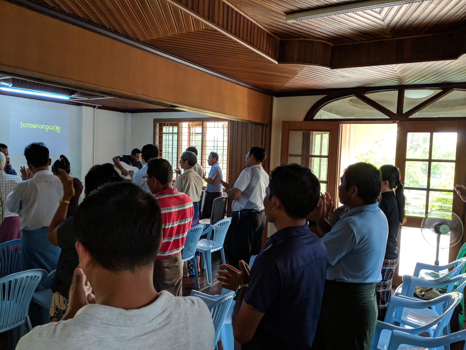 Thailand and Myanmar Missions (Day 3)