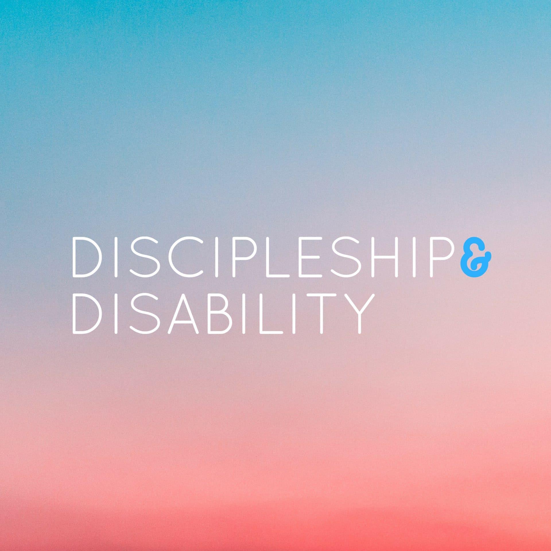 Toward a God-Centered Theology of Disability