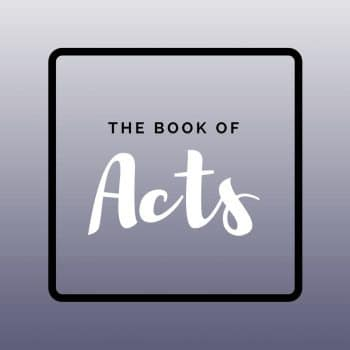 The Book of Acts - Session 21