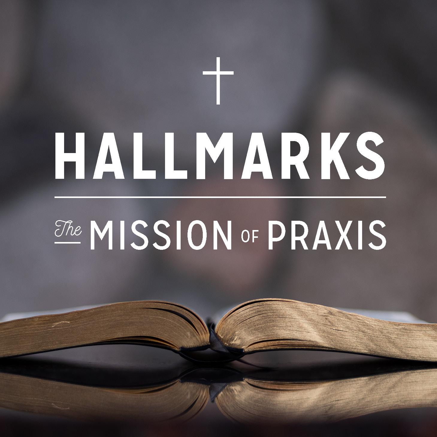 Hallmarks: Disciples Making Disciples (Matthew 4:19)