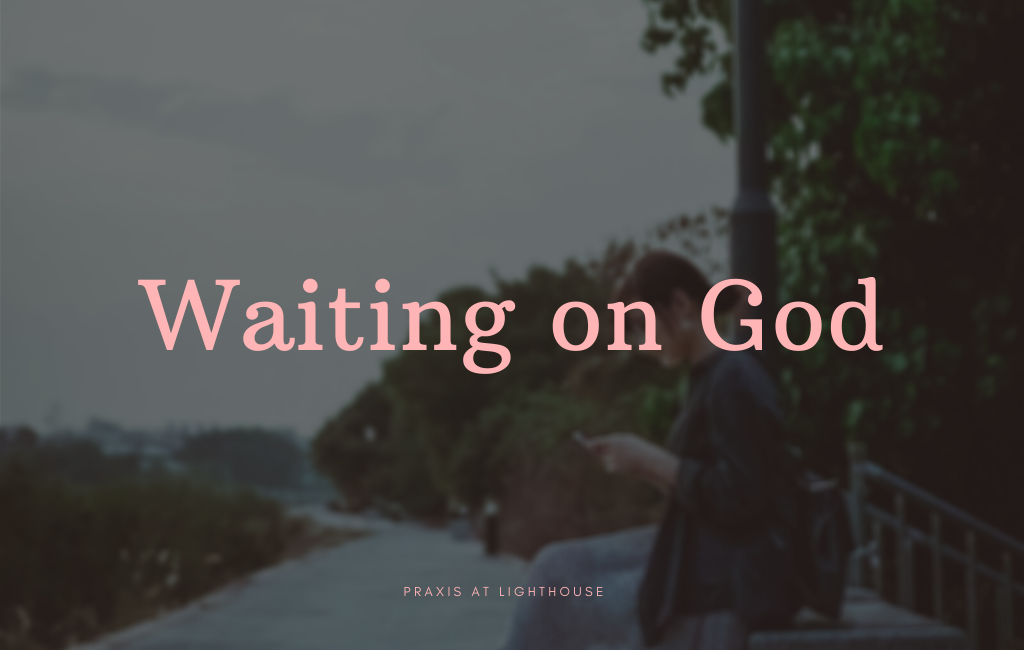 Where is God? Where are You? (Psalm 37:1–7)