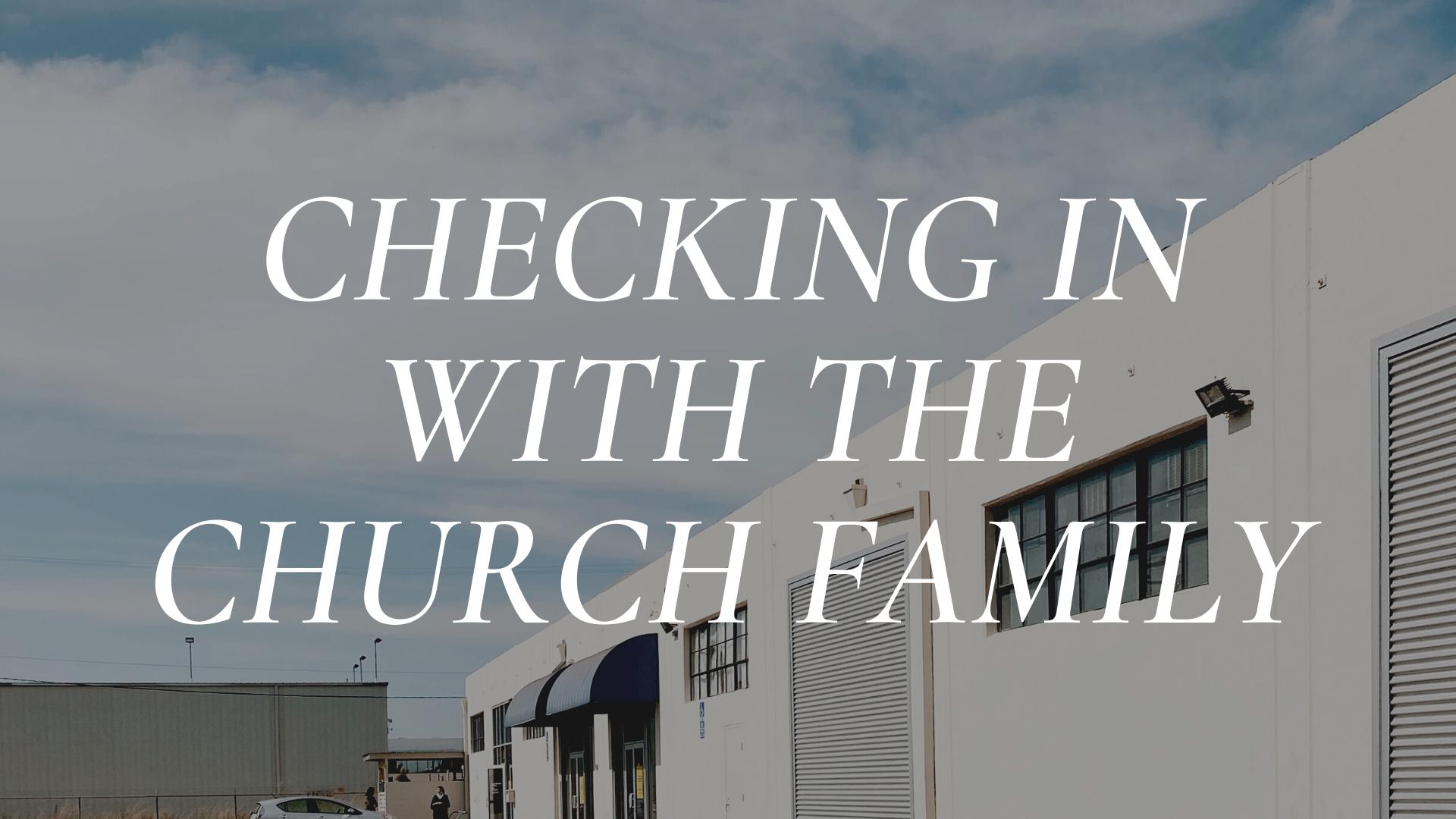 Elder Intern-views: Ministry