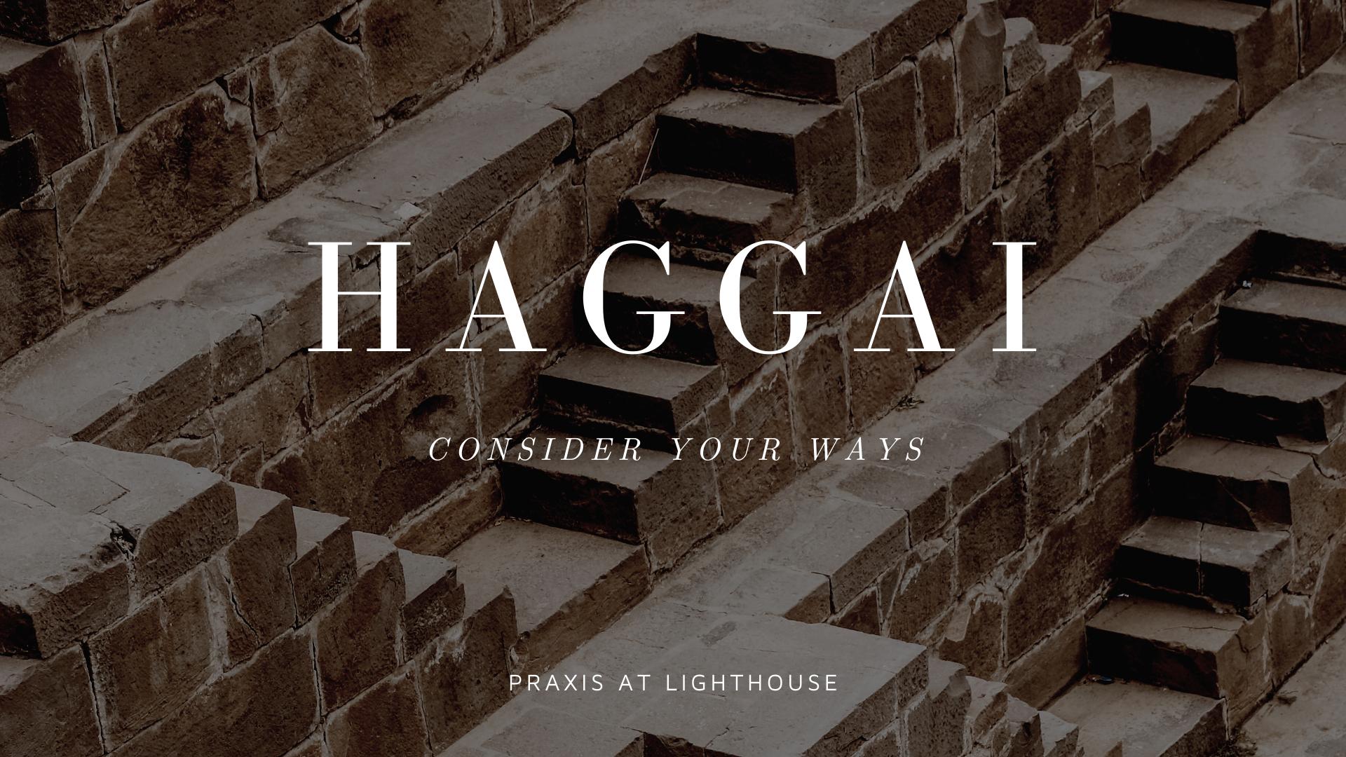 Kingdom Purity & Promise (Haggai 2:10-23)