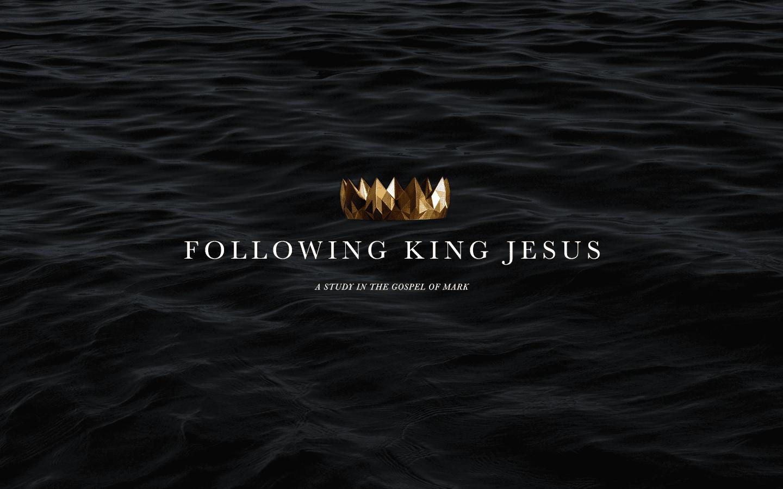 Desperate Faith in the Savior King (Mark 5:21-43)
