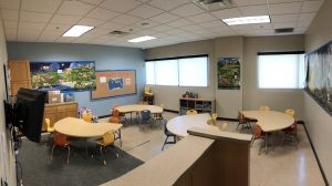 Room D (Youngest Classroom)