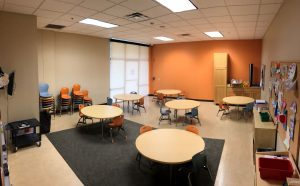 Room E (Younger Classroom - 9 AM only)