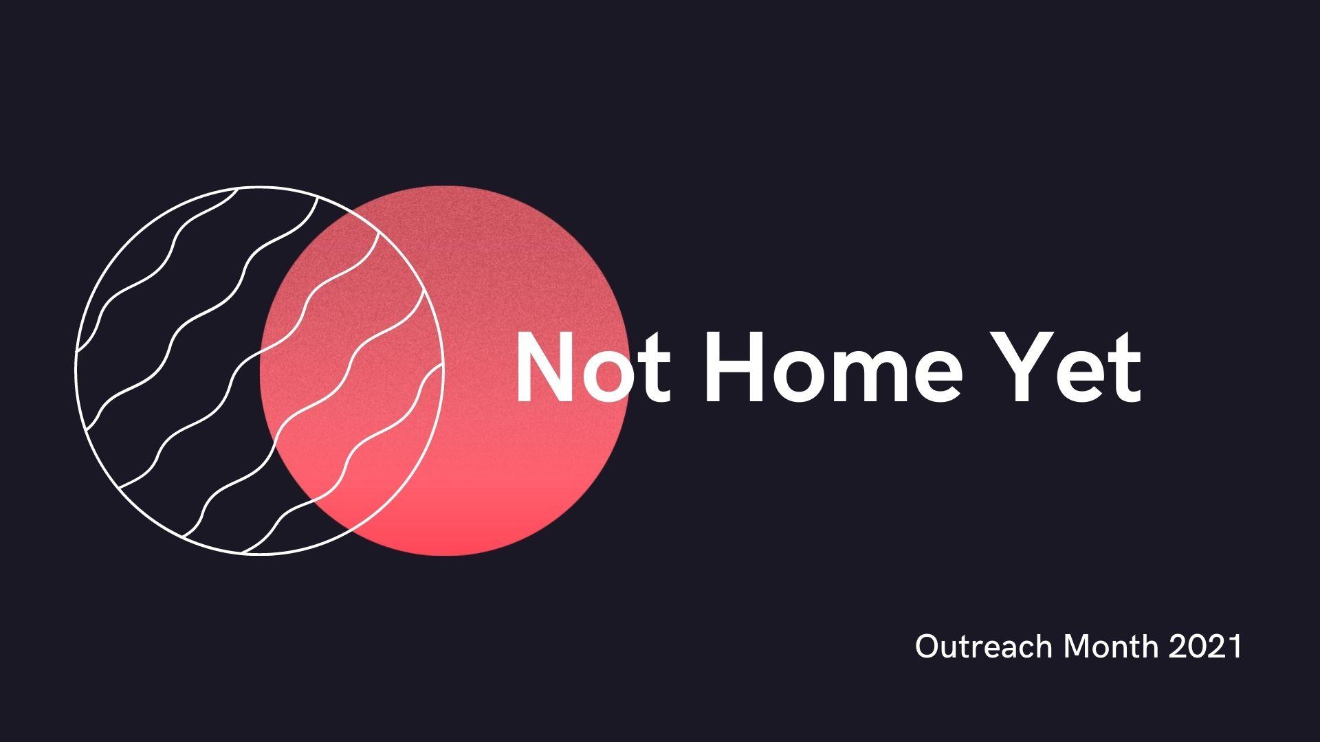 Not Home Yet (2 Corinthians 5:1-5)